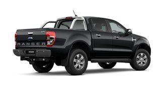 2020 Ford Ranger PX MkIII 2021.25MY XLT Black 6 Speed Sports Automatic Double Cab Pick Up