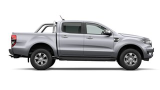 2020 Ford Ranger PX MkIII 2021.25MY XLT Aluminium 10 Speed Sports Automatic Double Cab Pick Up
