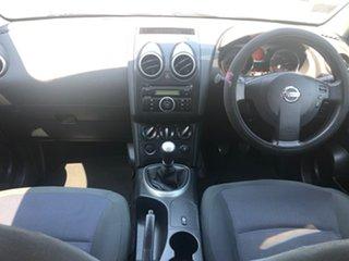 2009 Nissan Dualis J10 MY2009 ST Hatch Blue 6 Speed Manual Hatchback