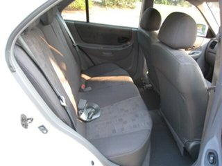 2006 Hyundai Accent LS 1.6 White 4 Speed Automatic Hatchback
