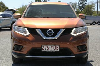 2015 Nissan X-Trail T32 ST X-tronic 2WD Orange 7 Speed Constant Variable Wagon