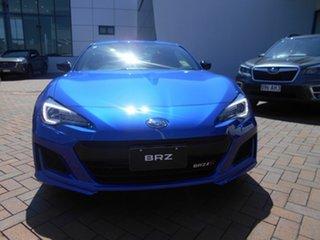 2020 Subaru BRZ Z1 MY20 TS WR Blue 6 Speed Manual Coupe.