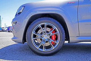 2014 Jeep Grand Cherokee WK MY2014 SRT Silver 8 Speed Sports Automatic Wagon