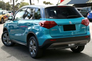 2021 Suzuki Vitara LY Series II 2WD Turquoise 6 Speed Sports Automatic Wagon.