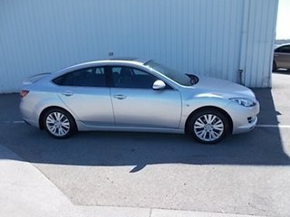 2009 Mazda 6 Classic Luxury Sport Silver 5 Speed Automatic Sedan.