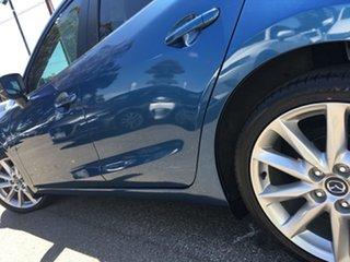 2016 Mazda 3 BN5438 SP25 SKYACTIV-Drive GT Blue 6 Speed Sports Automatic Hatchback