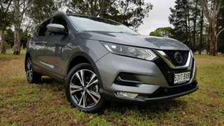 2018 Nissan Qashqai J11 Series 2 ST-L X-tronic Grey 1 Speed Constant Variable Wagon.