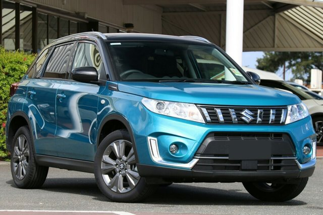 New Suzuki Vitara LY Series II 2WD Ebbw Vale, 2021 Suzuki Vitara LY Series II 2WD Turquoise 6 Speed Sports Automatic Wagon
