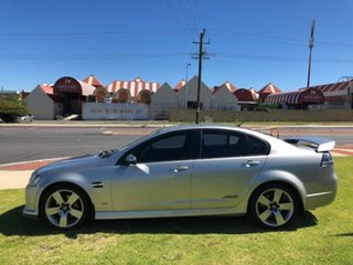 2006 Holden Commodore VE SS V Silver 6 Speed Sports Automatic Sedan