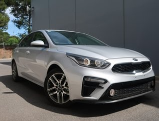 2018 Kia Cerato BD MY19 Sport Silver 6 Speed Sports Automatic Sedan.