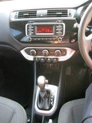 2015 Kia Rio UB MY15 S White 4 Speed Automatic Hatchback