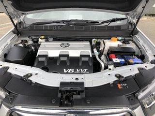 2012 Holden Captiva CG Series II 7 AWD LX Silver 6 Speed Sports Automatic Wagon