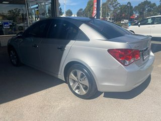 2016 Holden Cruze JH Series II MY16 Z-Series Silver 6 Speed Sports Automatic Sedan