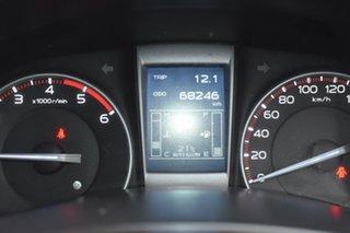 2016 Isuzu D-MAX MY15.5 LS-U Crew Cab Orange 5 Speed Sports Automatic Utility