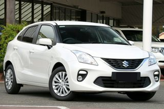 2021 Suzuki Baleno EW Series II GL Arctic White 4 Speed Automatic Hatchback.