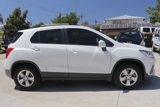 2017 Holden Trax TJ MY18 LS White 6 Speed Automatic Wagon.