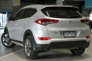 2017 Hyundai Tucson TL MY18 Active X (FWD) Silver 6 Speed Automatic Wagon.