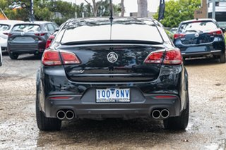 2013 Holden Commodore VF MY14 SS V Black 6 Speed Sports Automatic Sedan