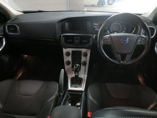 2014 Volvo V40 M Series MY15 T4 Adap Geartronic Kinetic Silver 6 Speed Sports Automatic Hatchback