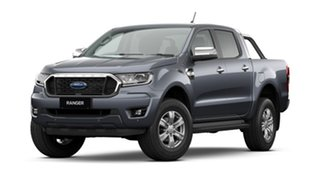 2021 Ford Ranger PX MKIII 2021.2 XLT Meteor Grey 6 Speed SMD Double Cab Pick Up.