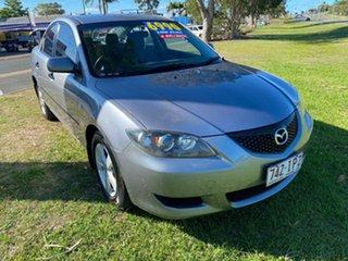 2005 Mazda 3 BK10F1 Maxx 4 Speed Sports Automatic Sedan