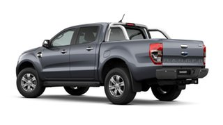 2020 Ford Ranger PX MkIII 2021.25MY XLT Meteor Grey 10 Speed Sports Automatic Double Cab Pick Up