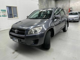 2008 Toyota RAV4 ACA33R MY08 CV Grey 4 Speed Automatic Wagon.