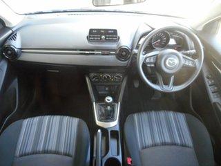 2017 Mazda 2 DJ2HA6 Neo SKYACTIV-MT Red 6 Speed Manual Hatchback.
