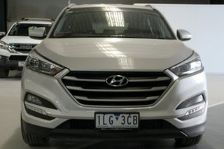 2017 Hyundai Tucson TL MY18 Active X (FWD) Silver 6 Speed Automatic Wagon