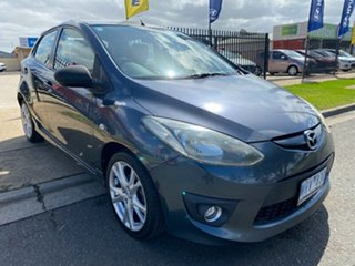 2008 Mazda 2 DE10Y1 Genki Grey 5 Speed Manual Hatchback.