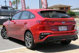 2020 Kia Cerato BD MY20 Sport Runway Red 6 Speed Sports Automatic Hatchback.
