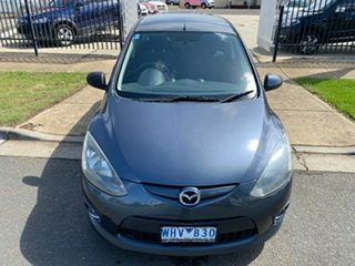 2008 Mazda 2 DE10Y1 Genki Grey 5 Speed Manual Hatchback