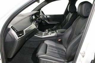 2019 BMW X5 G05 xDrive 30D White 8 Speed Auto Steptronic Sport Wagon