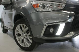 2018 Mitsubishi ASX XC MY19 ES ADAS ( 2WD) Grey Continuous Variable Wagon.