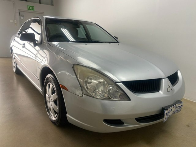 Used Mitsubishi Magna TW Series II ES Phillip, 2005 Mitsubishi Magna TW Series II ES Silver 4 Speed Auto Sports Mode Sedan