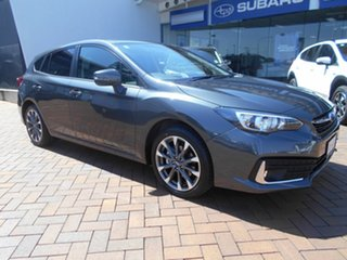 2020 Subaru Impreza G5 MY20 2.0i Premium CVT AWD Magnetite Grey 7 Speed Constant Variable Hatchback