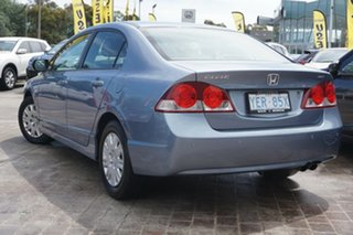 2006 Honda Civic 8th Gen VTi Blue 5 Speed Manual Sedan