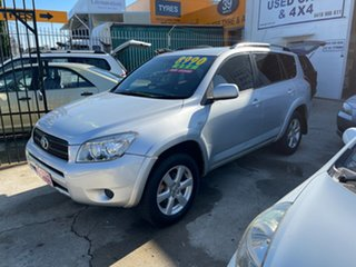 2007 Toyota RAV4 ACA33R Cruiser 5 Speed Manual Wagon.