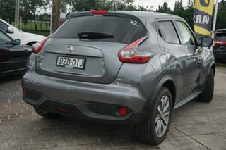 2018 Nissan Juke F15 MY18 Ti-S X-tronic AWD Grey 1 Speed Constant Variable Hatchback