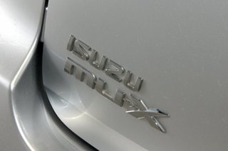 2017 Isuzu MU-X UC MY17 LS-T (4x4) Silver 6 Speed Auto Sequential Wagon