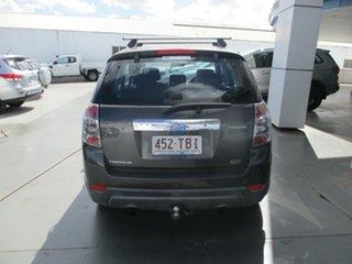 2013 Holden Captiva SX Grey Automatic Wagon.