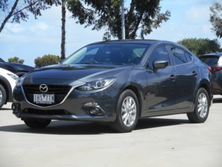 2016 Mazda 3 BM5278 Maxx SKYACTIV-Drive 6 Speed Sports Automatic Sedan
