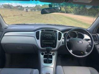 2004 Toyota Kluger MCU28R CVX (4x4) Bluestone 5 Speed Automatic Wagon