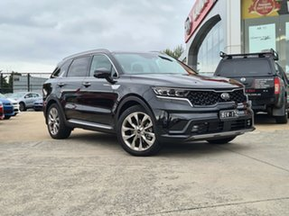 2020 Kia Sorento MQ4 MY21 GT-Line AWD Aurora Black 8 Speed Sports Automatic Dual Clutch Wagon.