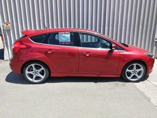 Ford Focus Titanium.