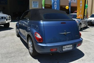2006 Chrysler PT Cruiser MY06 Limited Blue 5 Speed Manual Cabriolet