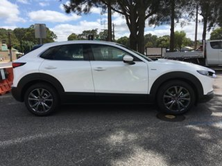 2020 Mazda CX-30 DM2WLA 100th Anniversary SKYACTIV-Drive White Pearl 6 Speed Sports Automatic Wagon.
