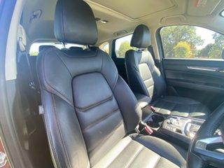 2018 Mazda CX-5 KF4WLA GT SKYACTIV-Drive i-ACTIV AWD Soul Red 6 Speed Sports Automatic Wagon
