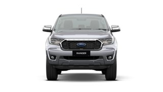 2021 Ford Ranger PX MkIII 2021.25MY XLT Silver 10 Speed Sports Automatic Double Cab Pick Up.