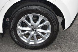 2018 Mazda 2 DJ2HAA Maxx SKYACTIV-Drive White 6 Speed Sports Automatic Hatchback